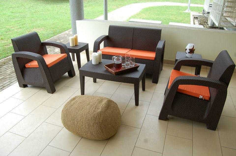 Ranoush 4-Seater Lounge Set