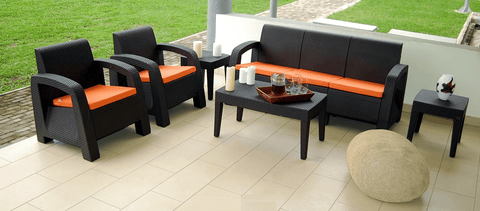 Ranoush 5-Seater Lounge Set