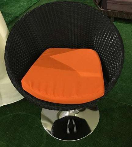 Rattan Swivel Leisure Chair