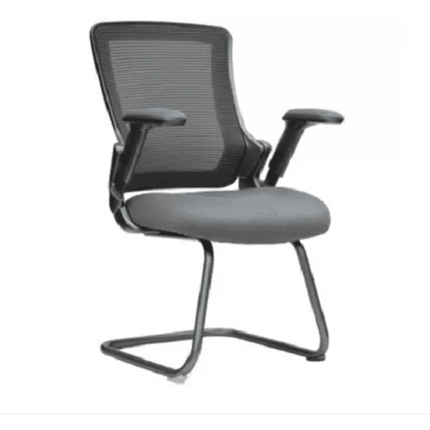 RIB MESH Visitors Chair (ZP803C)