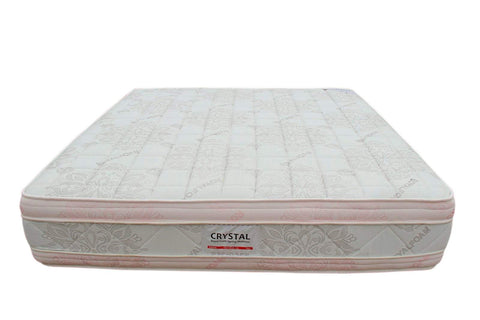 Royal Crystal Spring JACQUARD- 2'' Front & Back-Fully Quilted Mattress