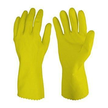 Rubberex Latex Household Rubber Hand Gloves