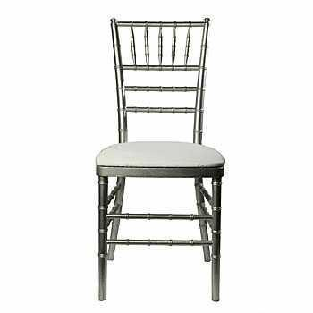 Silver Chiavari Chair-Y-229