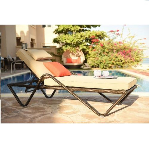 SINGLE STACKABLE SUNLOUNGER