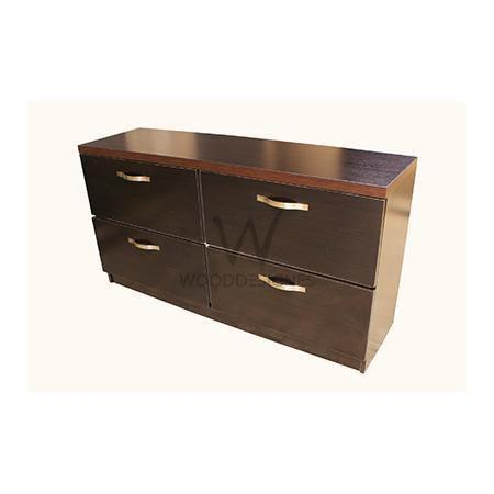 Sofia series; Chest of Drawers(Dark-Brown)