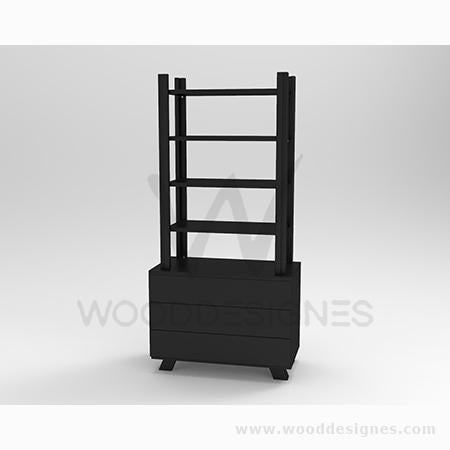 Solangé series Shelf (Black)