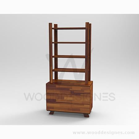 Solangé series Shelf (Teak)