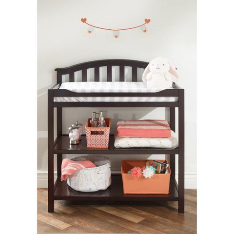Sorelle Berkley Changing Table, Espresso