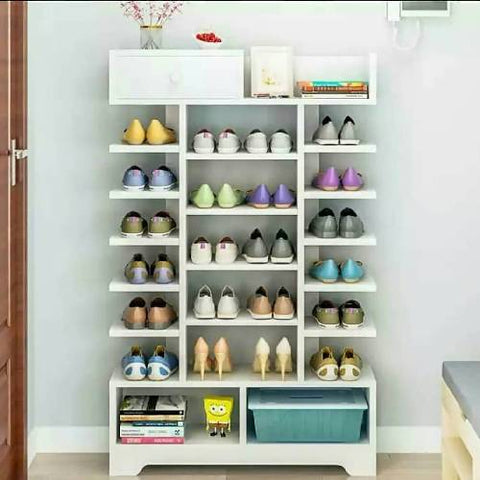 Spine Shoe rack