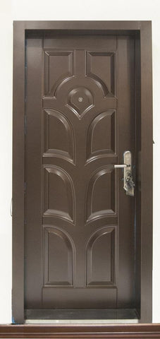 Steel Security Doors M-08-345