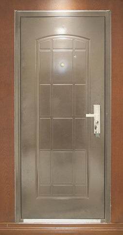 Steel Security Doors SD-S-04-18SQ