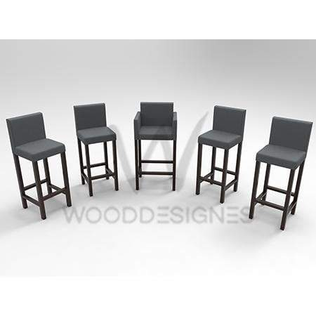 Susu Series High Stool Set