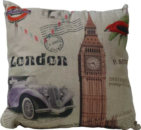 Throw Pillows-London