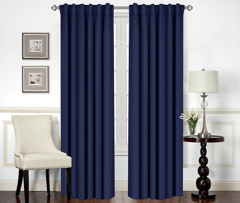 Utopia Window Curtains/Panels/Drapes