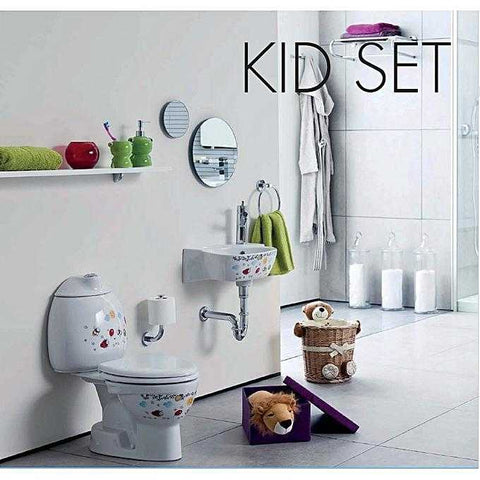 Vitra DUAL FLUSH INTERNAL MECHANISM FOR KID SERIES