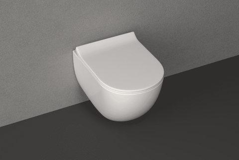 Viva Wall-Hung Water Closet+Soft Close Seat Cover