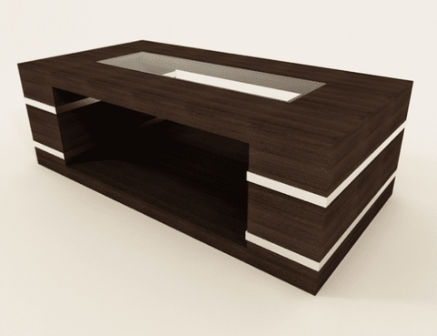 Voyage 2 Coffee table - 1.1x0.9m