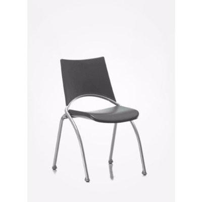 """WAP"" MEETING ROOM CHAIRS-BLACK"