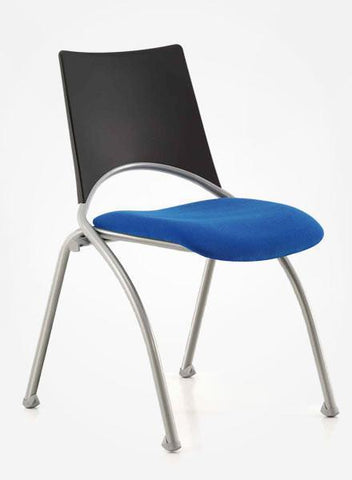 """WAP"" MEETING ROOM CHAIRS-BLUE"