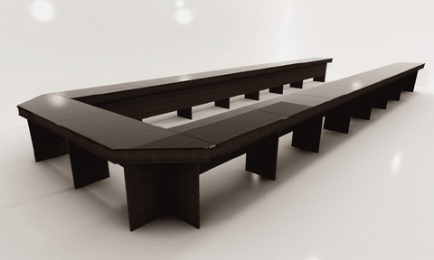 Warden conference Table - 30pers