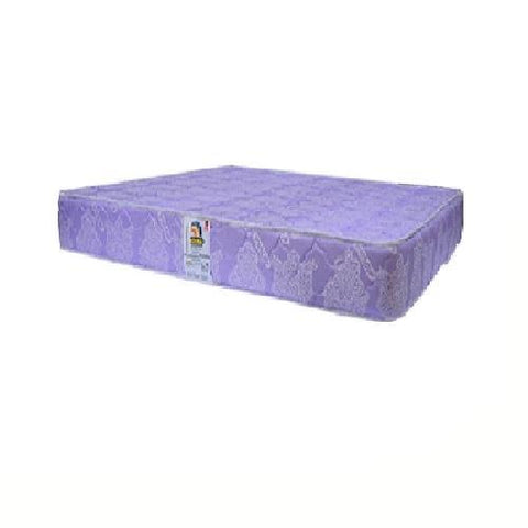 WELLBEING Regina-757210 Mouka Mattress- L 6ft x W 6ft x H 10""