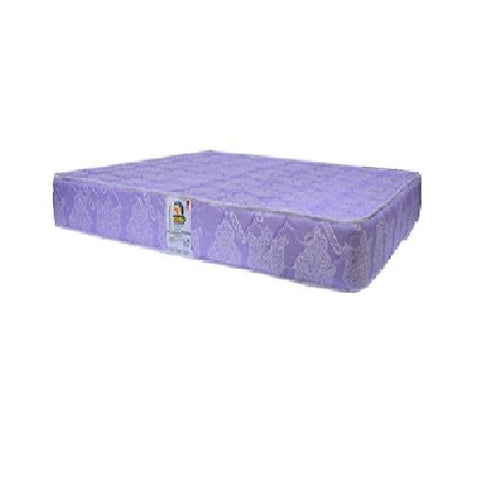 WELLBEING Regina-75728 Mouka Mattress- L 6ft x W 6ft x H 8""
