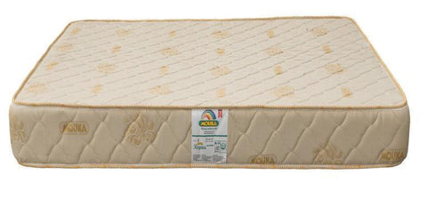 WELLBEING Regina-758410 Mouka Mattress- L 6ft x W 7ft x H 10""