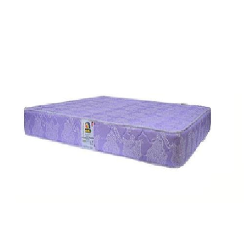 WELLBEING Regina-848410 Mouka Mattress- L 7ft x W 7ft x H 10""