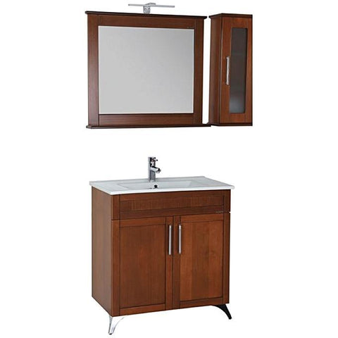 Woody Washbasin Vanity Unit