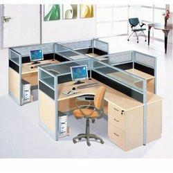 Workstation for 4 persons