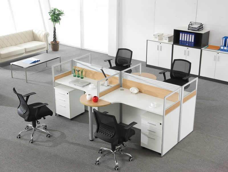 Workstation for 4 persons-BG401