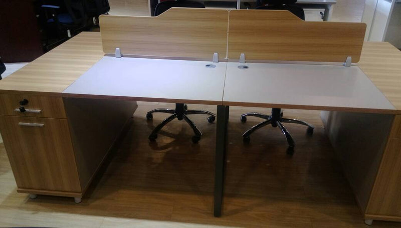 Workstation for 4 persons-BG454