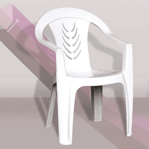 Zoom Zoom Plastic Chair