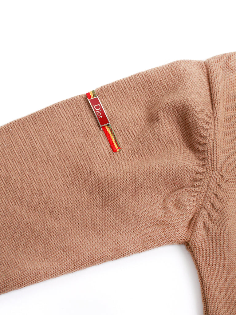JUNIOR Vintage Dior Rasta 1 Jumper