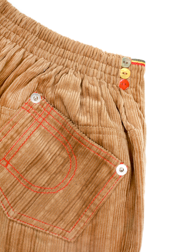 JUNIOR Vintage Dior Rasta Corduroy Trousers