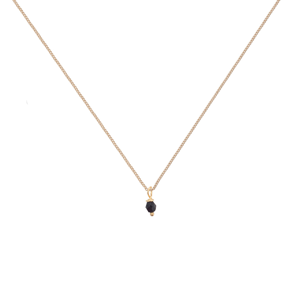 Classic Black Onyx necklace