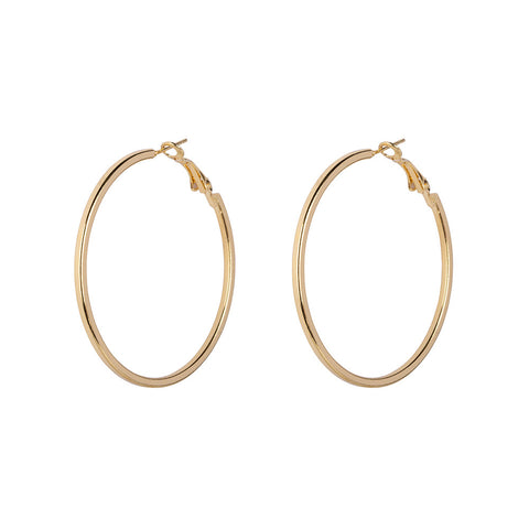 Basic Square Hoops
