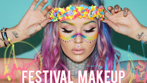 Festival Makeup Must Haves!