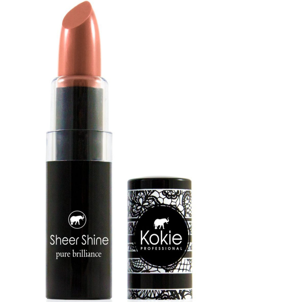 Kokie Cosmetics Sheer Lipstick