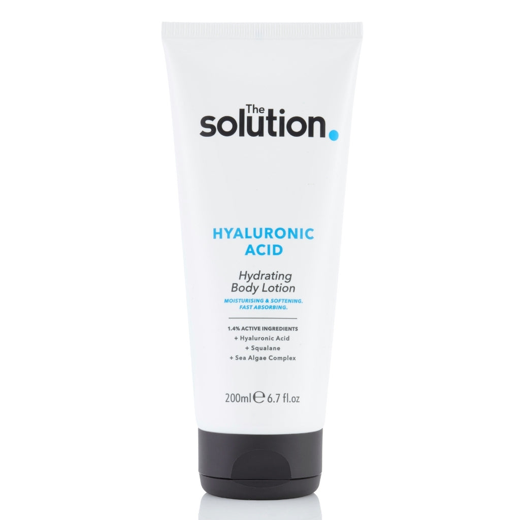 THE SOLUTION HYALURONIC ACID BODY LOTION