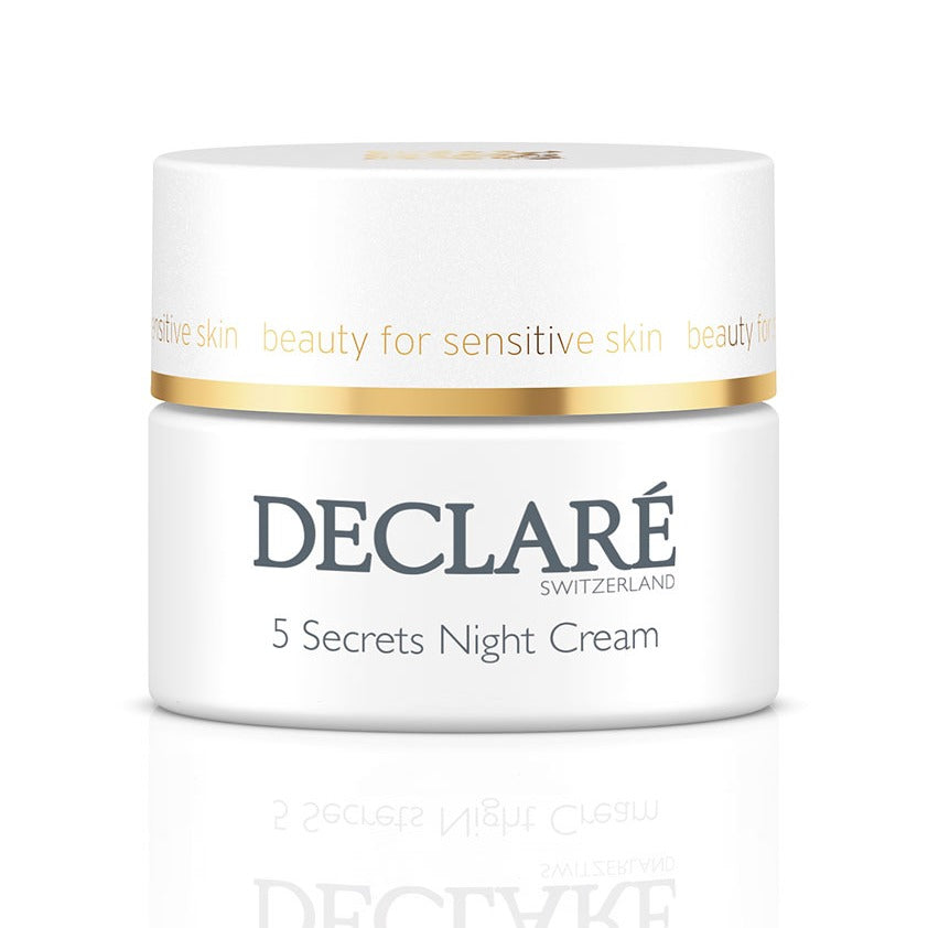 Declaré 5 Secrets Night Cream