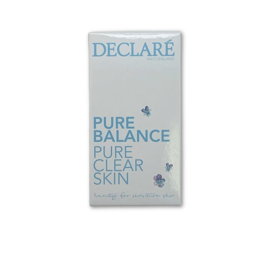 DECLARE - PURE BALANCE CLEAR SKIN TRIAL KIT