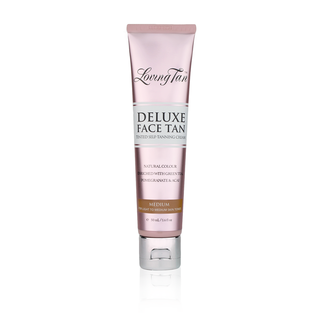Loving Tan Deluxe Face Tan