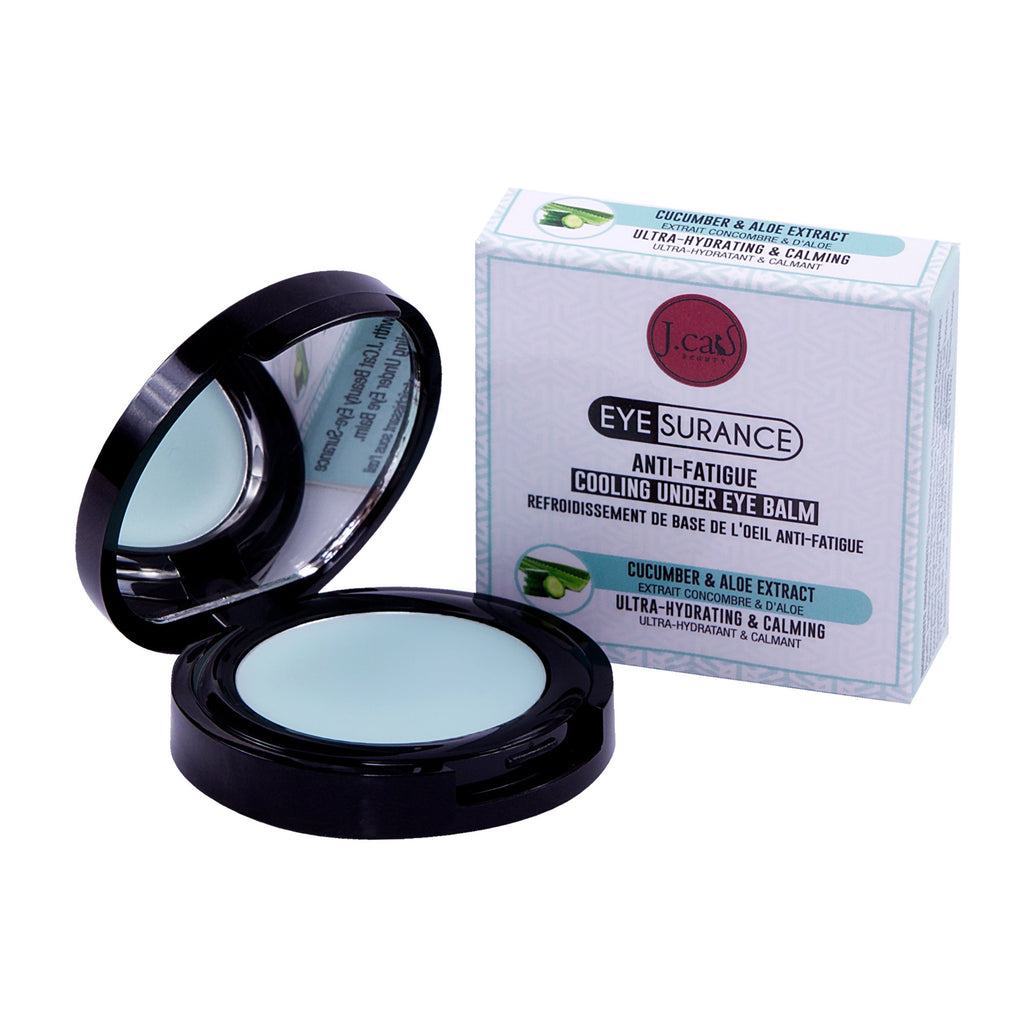 J. Cat Beauty Eyesurance Anti-Fatigue Cooling Under Eye Balm