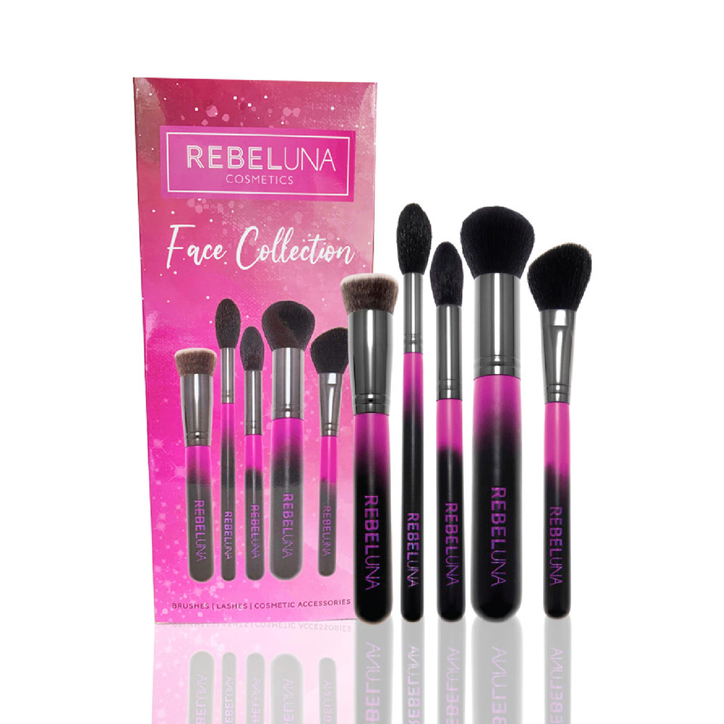 Rebeluna Cosmetics 5pc Face Collection