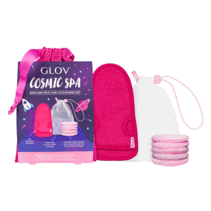 GLOV COSMIC SPA GIFT SET