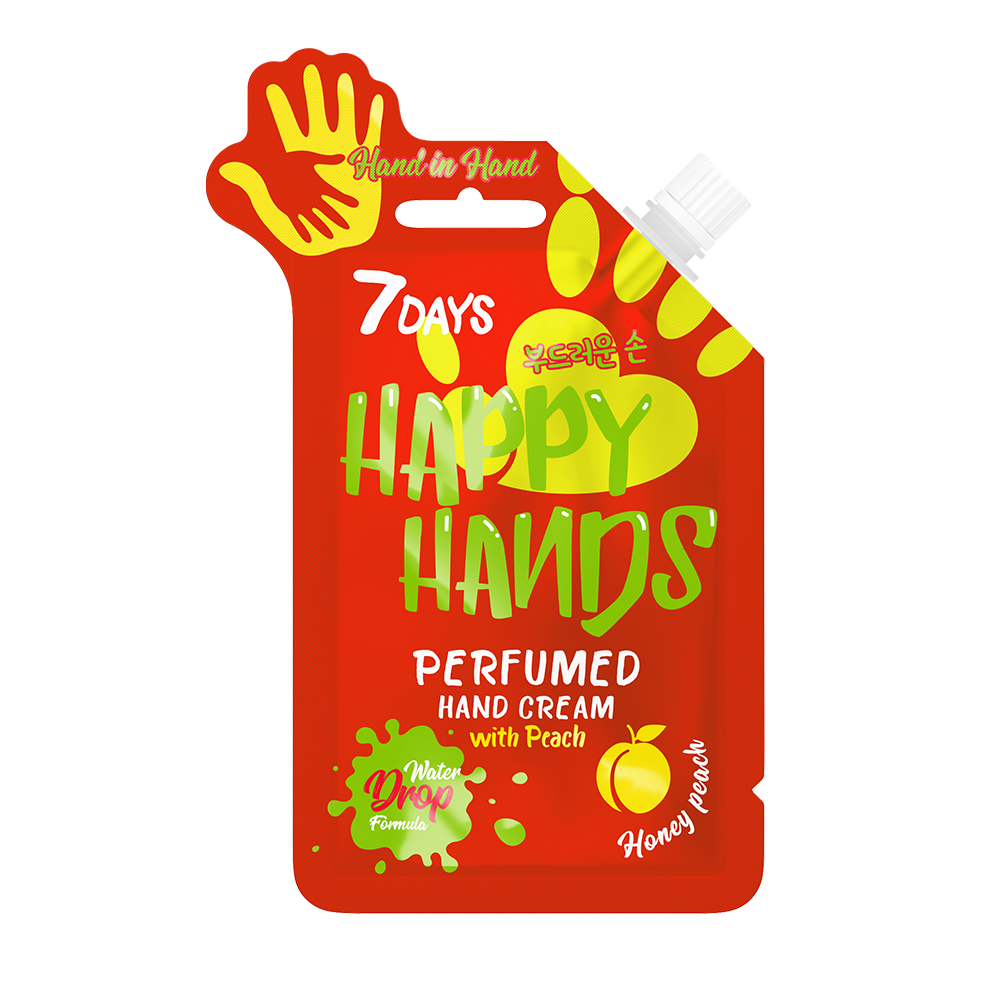 7DAYS Perfumed Hand Cream