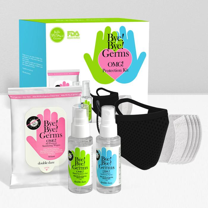 OMG! Bye! Bye! Germs OMG! Protection Kit