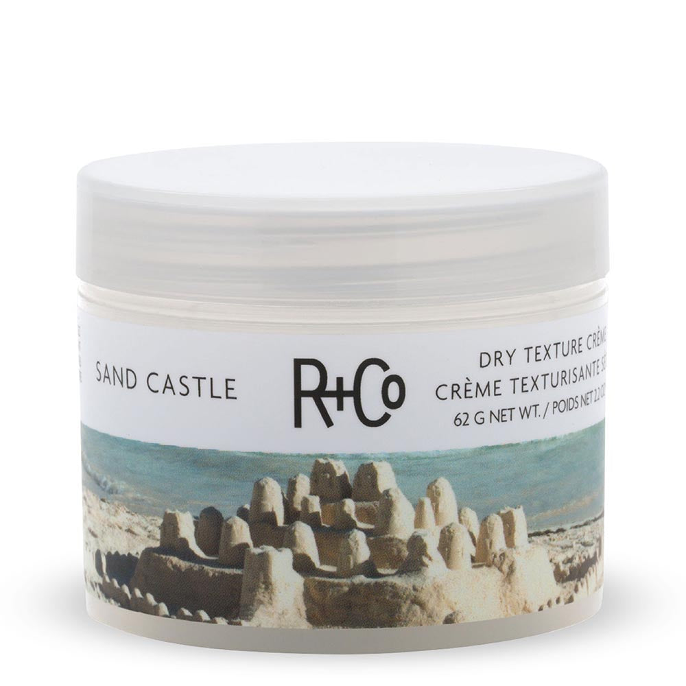 R + Co Sand Castle Dry Texture Cream