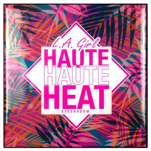 L.A. Girl Cosmetics Haute Heat Eyeshadow Palette